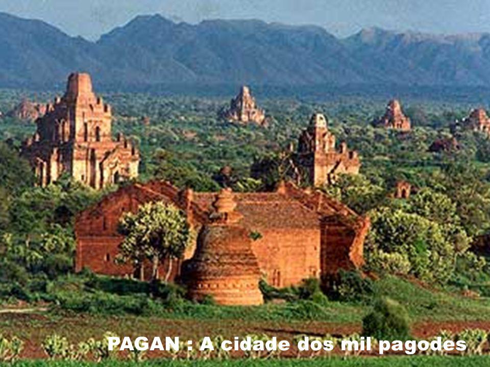 PAGAN : A cidade dos mil pagodes