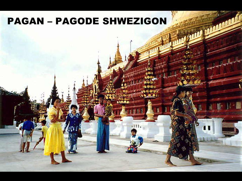 PAGAN – PAGODE SHWEZIGON