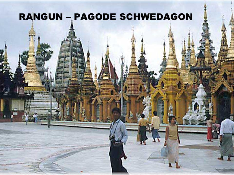RANGUN – PAGODE SCHWEDAGON