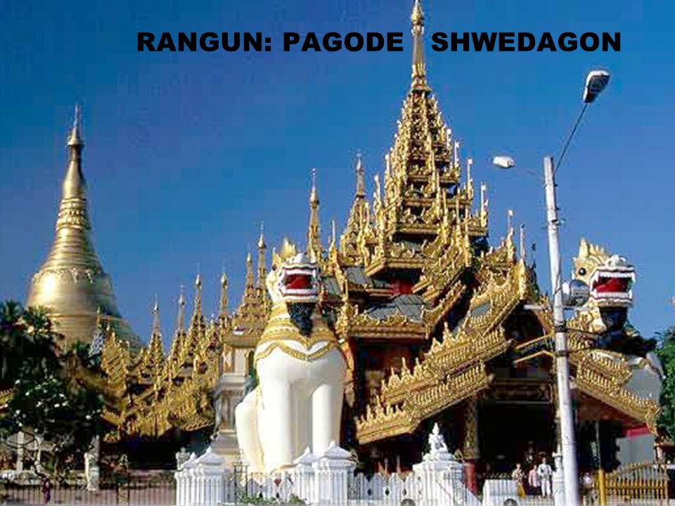 RANGUN: PAGODE SHWEDAGON