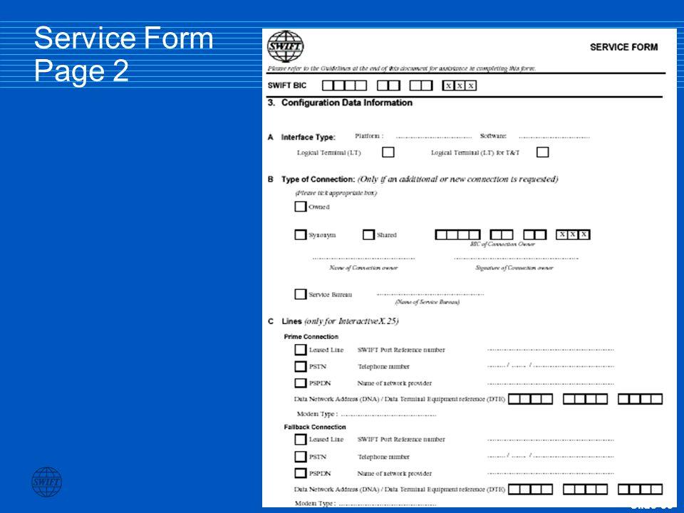 Slide 33 Service Form Page 2