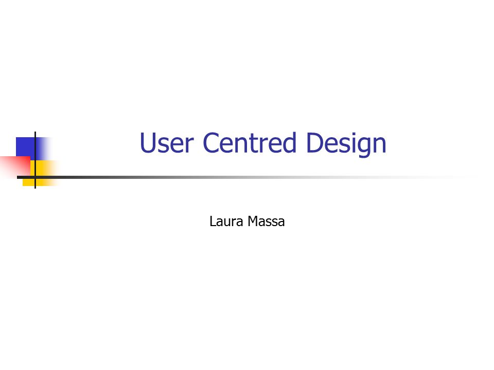 UCD (User Centred Design) Introduction Standard ISO 13407 Methods to realise standard ISO 13407 TRUMP Project Generalities Methods Applications Summary