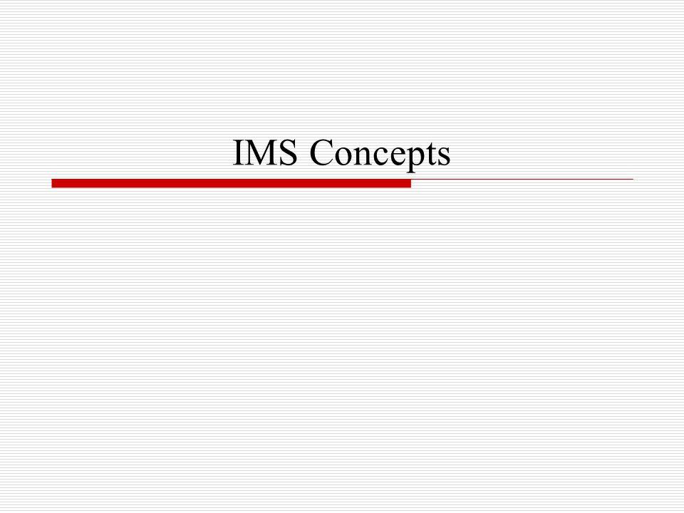 IMS Concepts