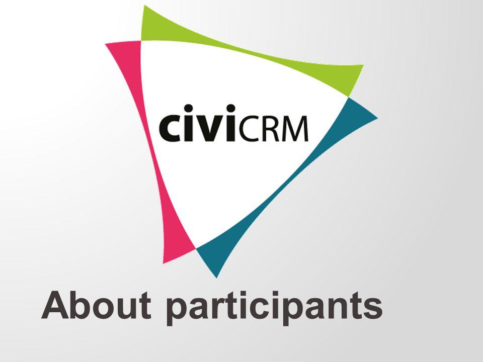 About participants