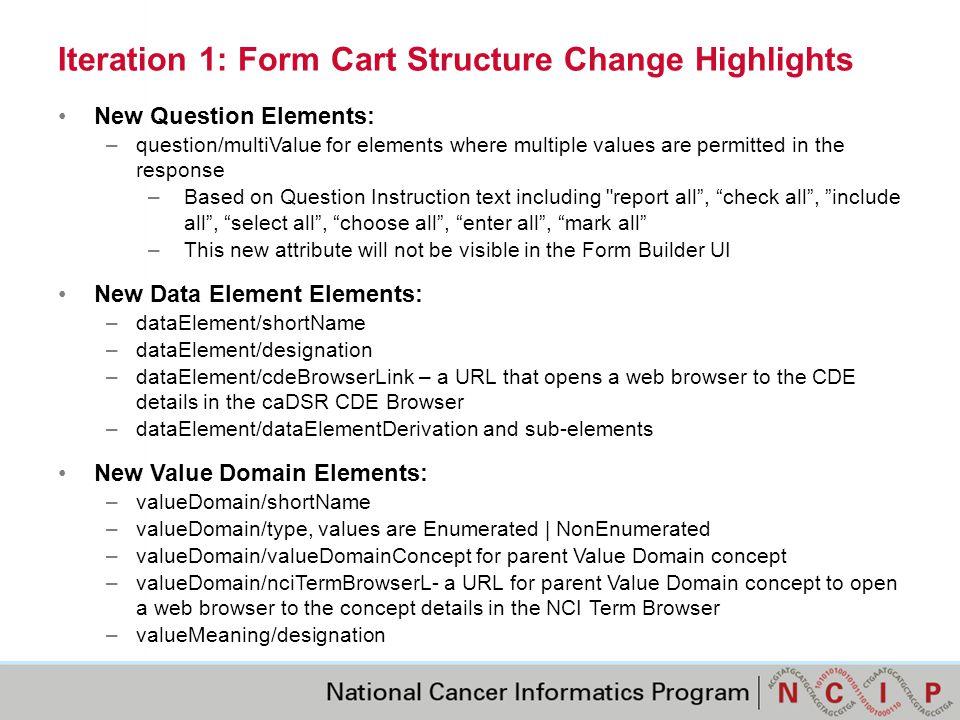 Verify that the NCIP Context Replaced caBIG