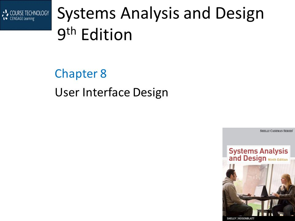 Phase Description Systems Design is the third of five phases in the systems development life cycle Now you will work on a physical design that will meet the specifications described in the system requirements document Tasks will include user interface design, data design, and system architecture Deliverable is system design specification 2