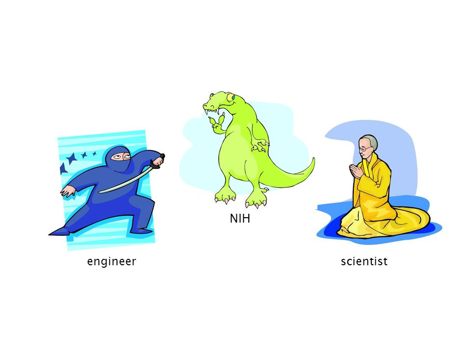 engineer scientist NIH