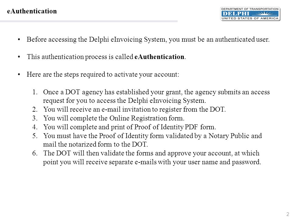 Section NameDetailed Steps for Account Activation 3