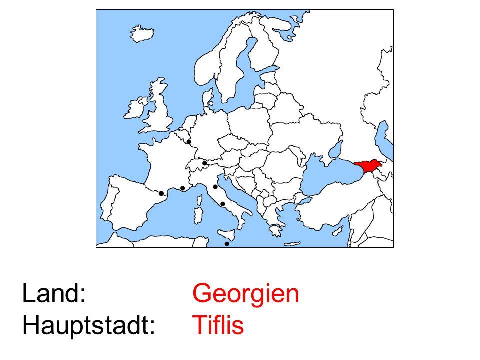 Georgien Tiflis
