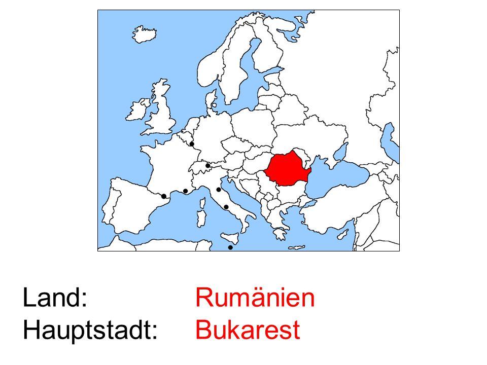 Rumänien Bukarest