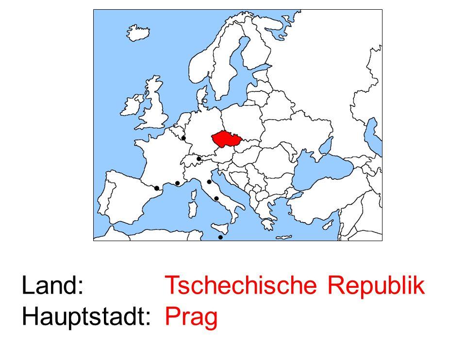 Tschechische Republik Prag