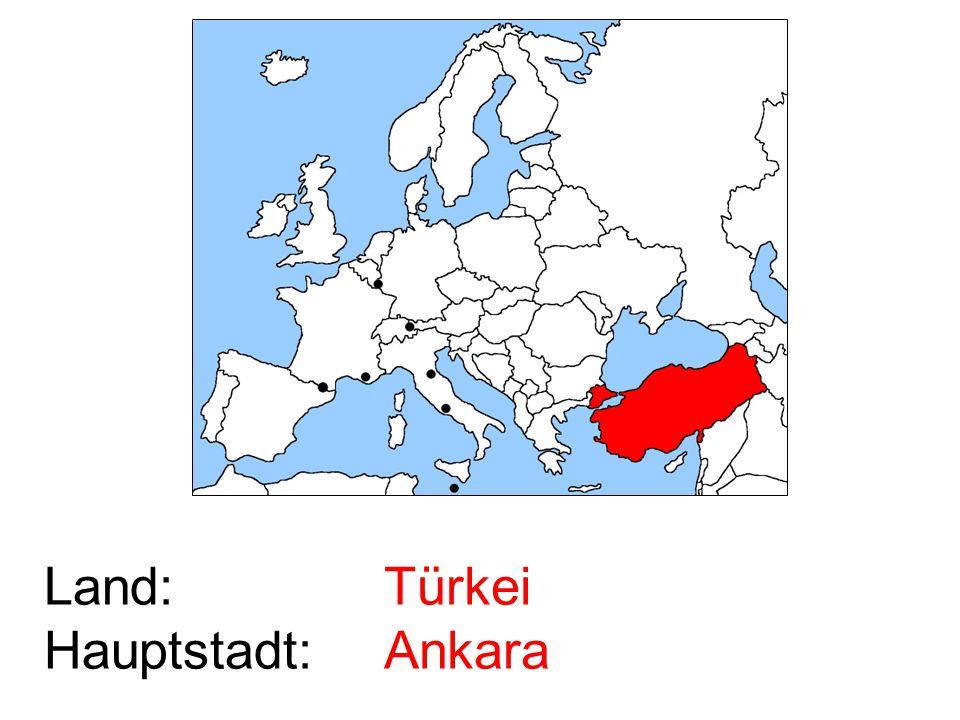 Türkei Ankara