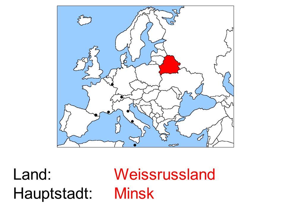 Weissrussland Minsk