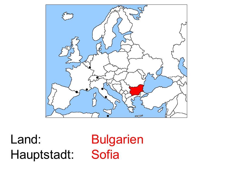 Bulgarien Sofia