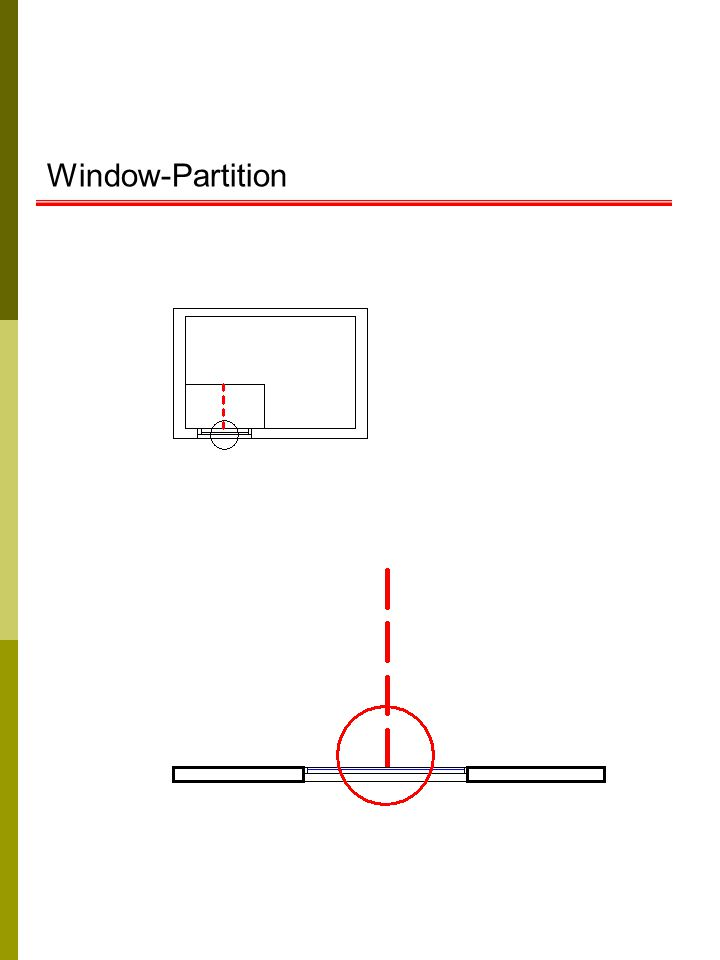 Window-Partition
