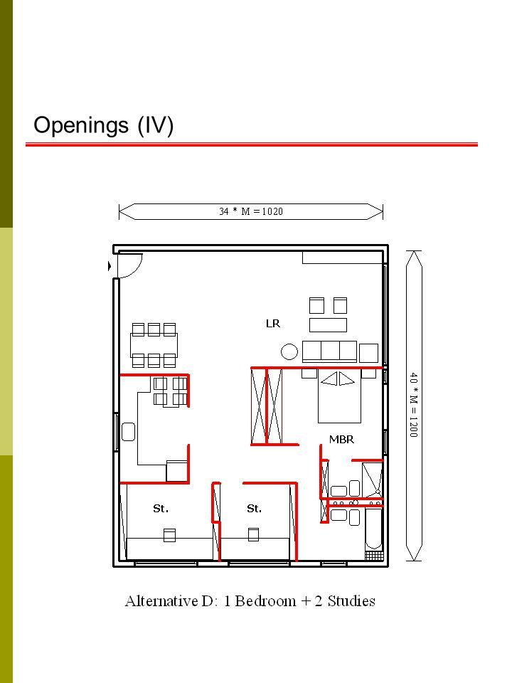 Openings (IV)