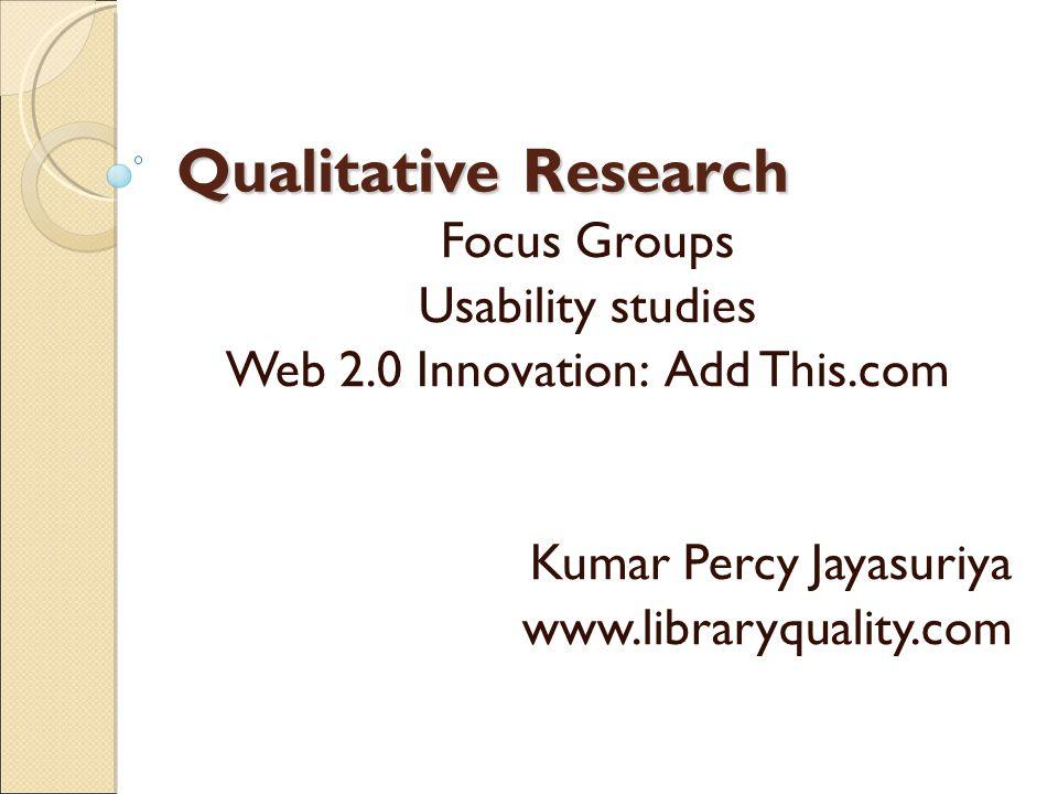Usability Study: Low Tech