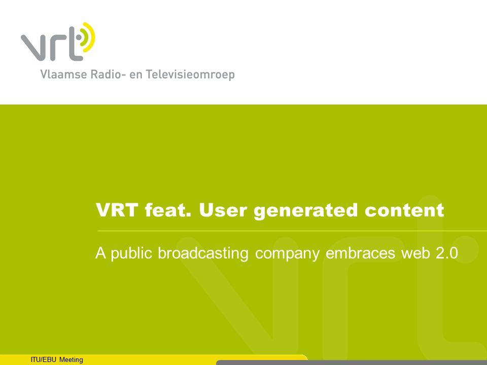 ITU/EBU Meeting VRT feat.