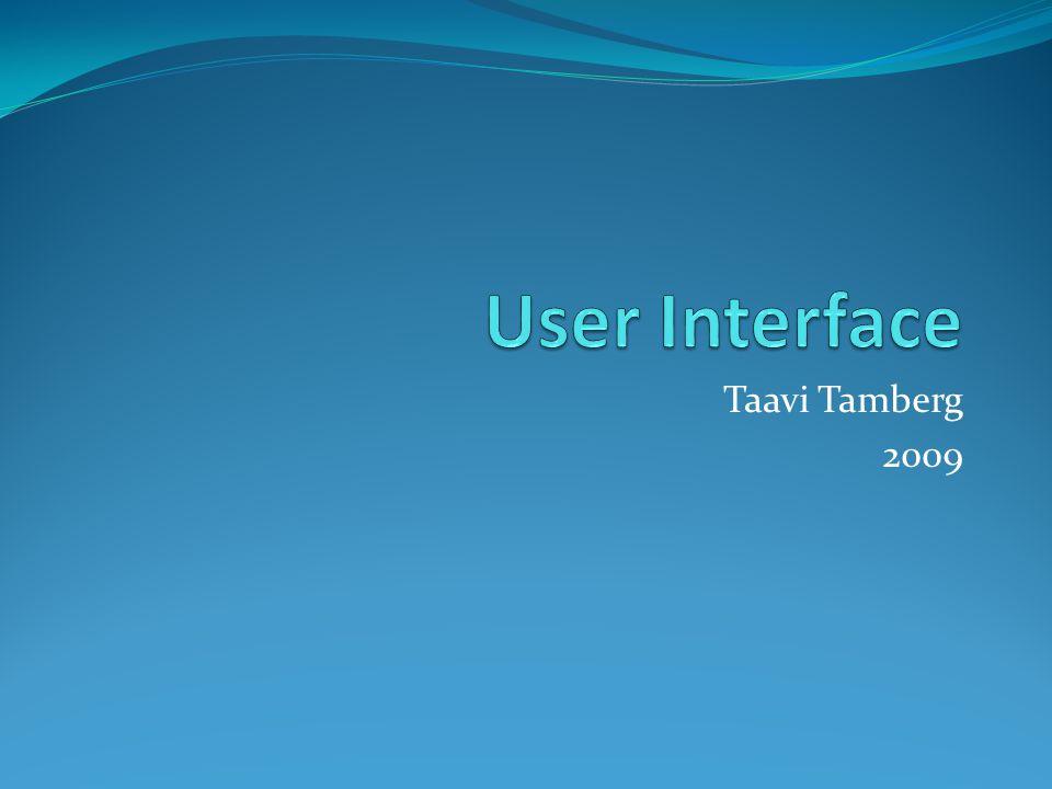 Taavi Tamberg 2009