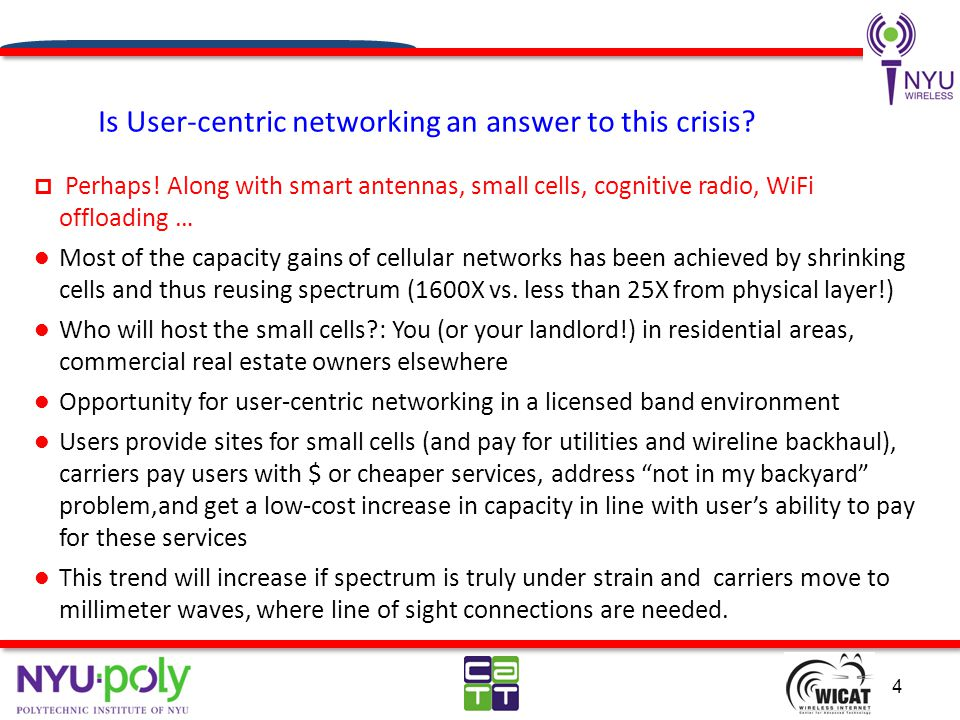 Perhaps! Along with smart antennas, small cells, cognitive radio, WiFi offloading … Most of the capacity gains of cellular networks has been achieve