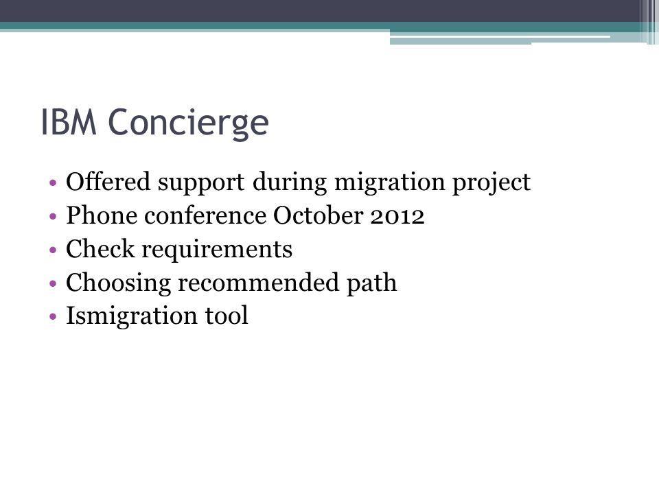 Installation path New server (lpar) Manually export – import jobs
