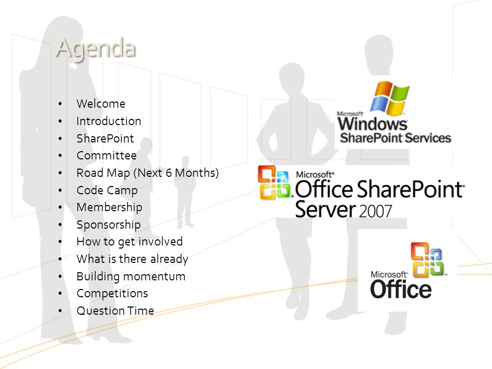 Welcome  Welcome to this presentation on the Adelaide SharePoint User group  Covering Windows SharePoint Services, Microsoft Office SharePoint Server 2007 and other related technologies