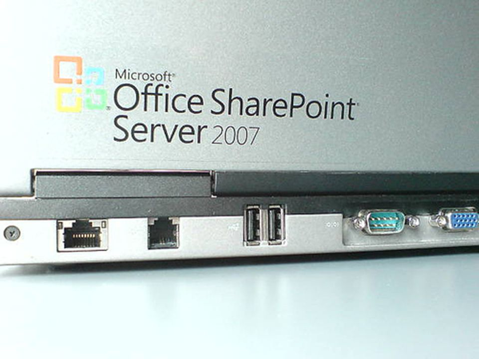 What The Industry Is Saying If collaboration and file sharing is on your mind, SharePoint Server and its integration with Office 2007 are impressive....