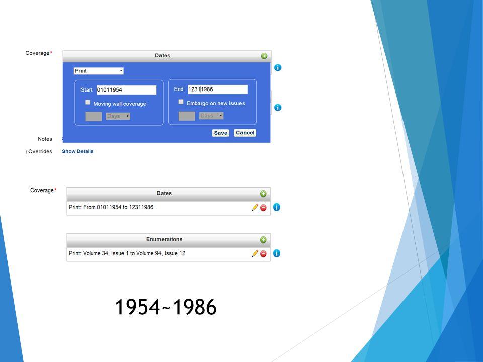 1954~1986