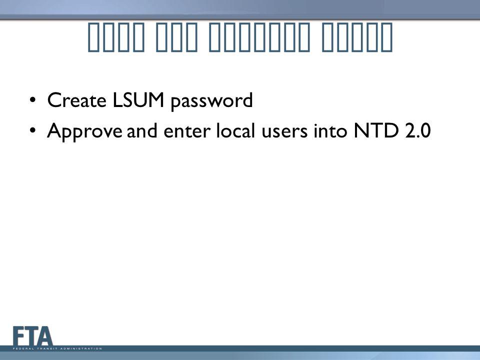 D -10 UPT Sampling 76 Click Save before closing