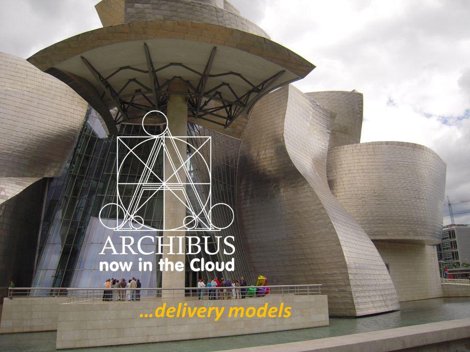 …delivery models