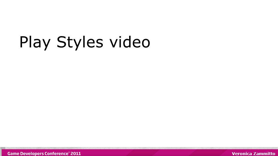 Play Styles video