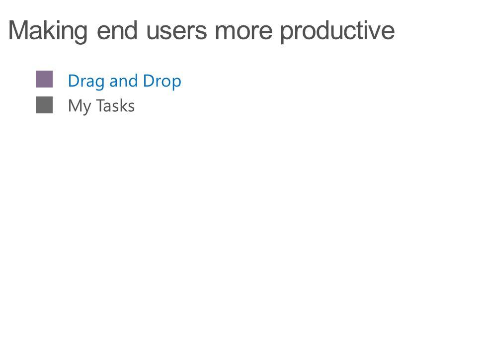 My Tasks
