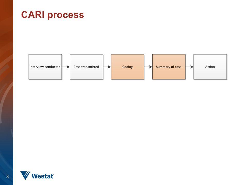 CARI process 3