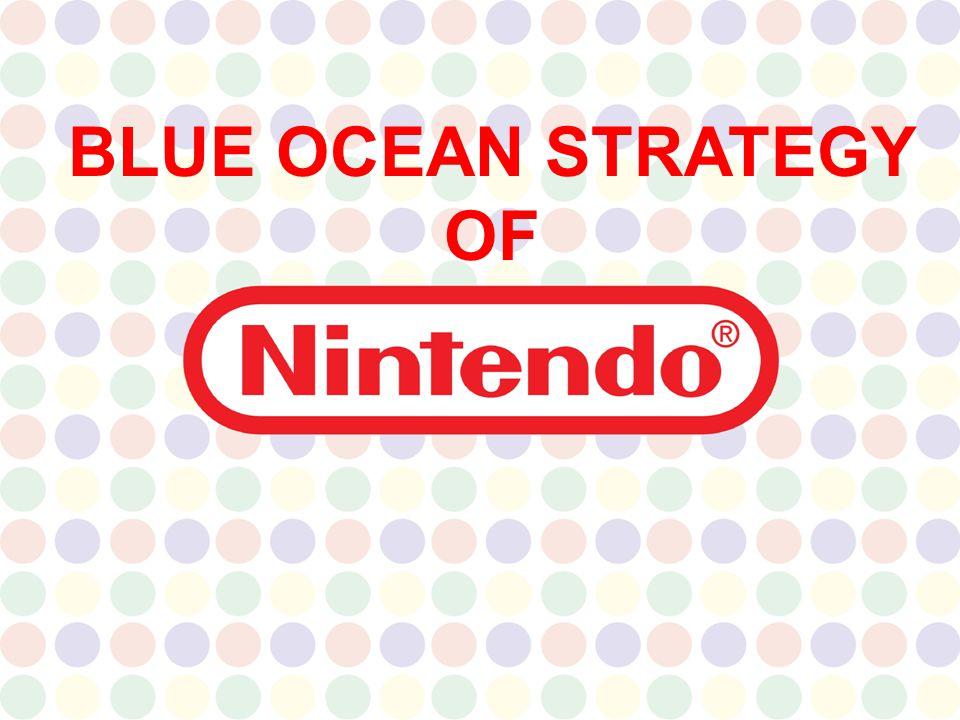 BLUE OCEAN STRATEGY OF