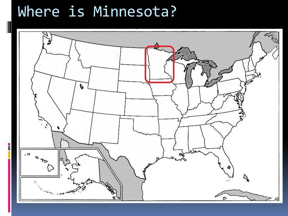 Where is Minnesota?