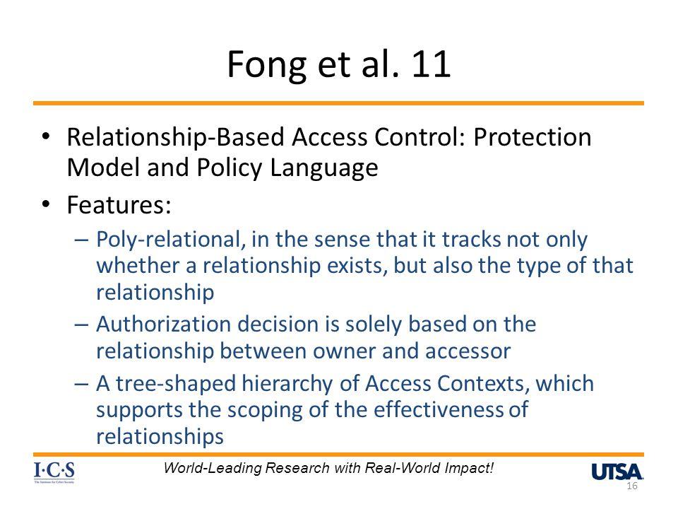 Fong et al.