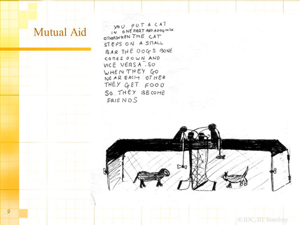 © IDC, IIT Bombay 9 Mutual Aid
