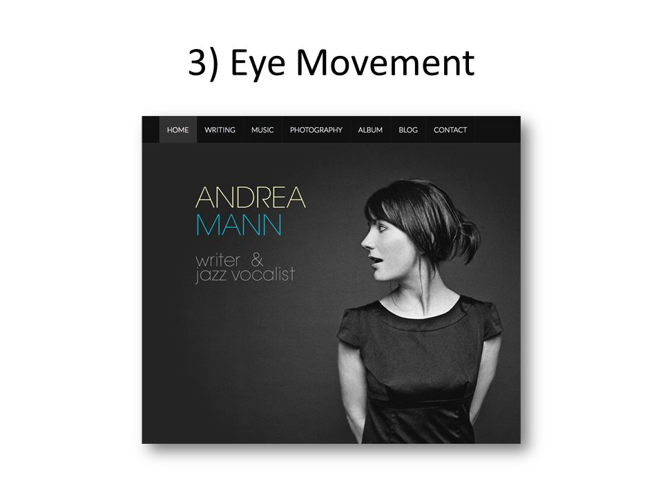 3) Eye Movement