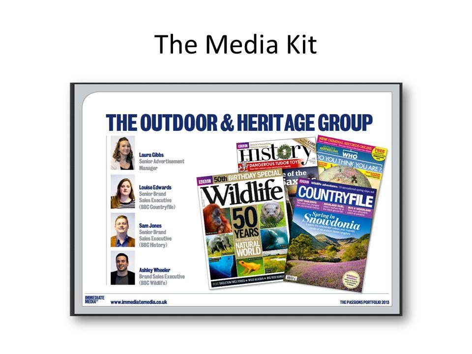 The Media Kit