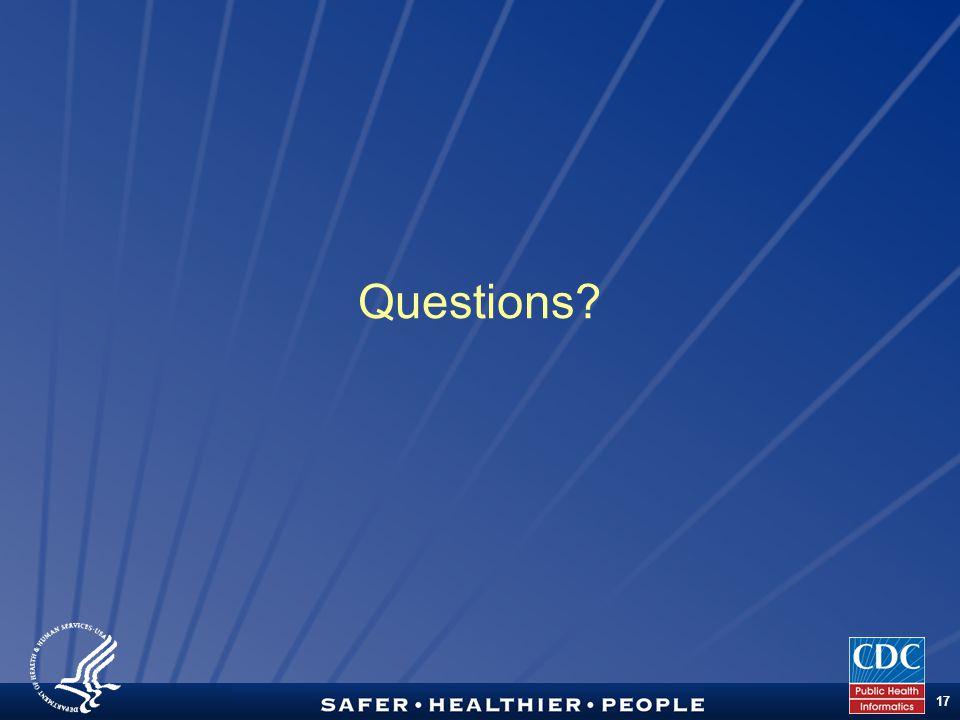TM 17 Questions