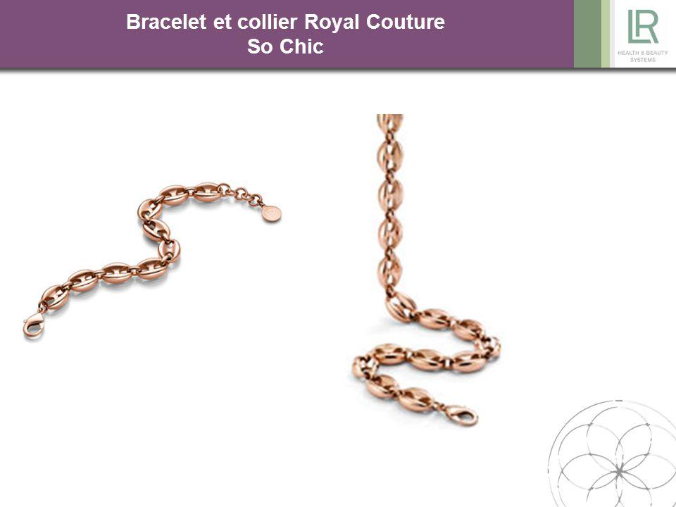 Bracelet et collier Royal Couture So Chic