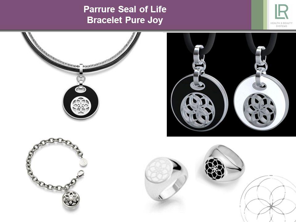 Parrure Seal of Life Bracelet Pure Joy