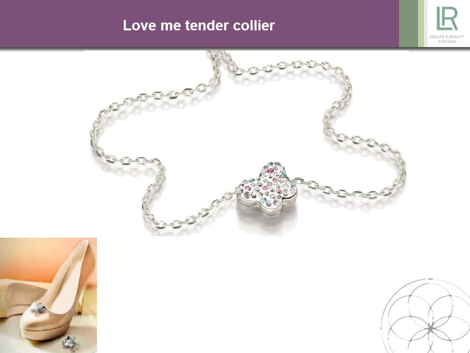 Love me tender collier