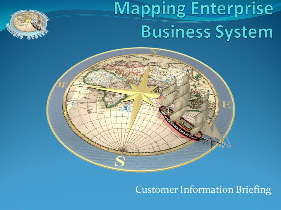 Customer Information Briefing