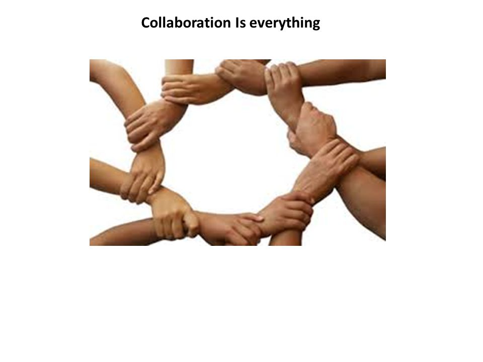 Hand over to Project. Recover, decommission and re-use. Collaboration Is everything
