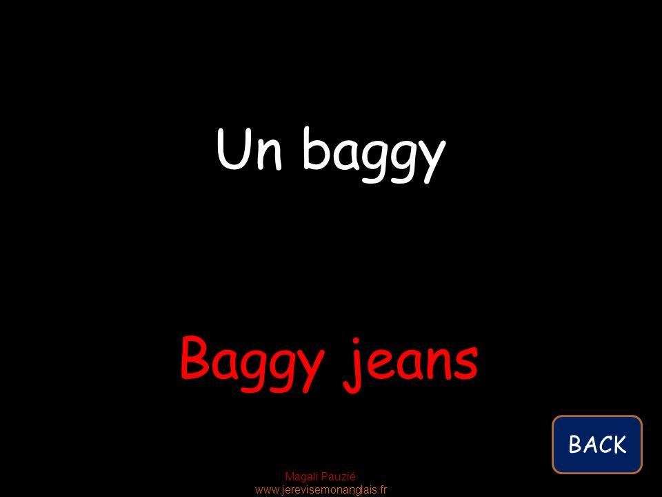 Magali Pauzié www.jerevisemonanglais.fr A night dress Une chemise de nuit BACK