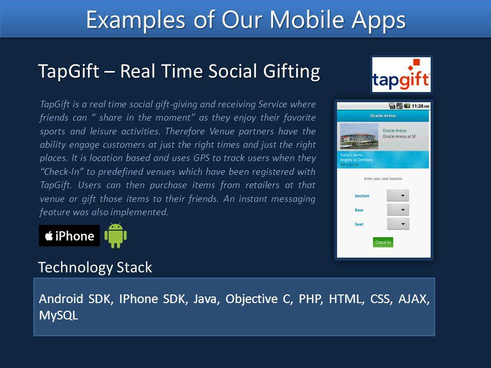 Real-Time Social Gifting