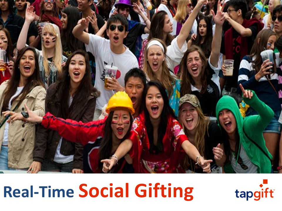 Real-Time Social Gifting