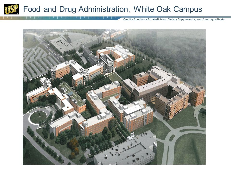 Food and Drug Administration, White Oak Campus