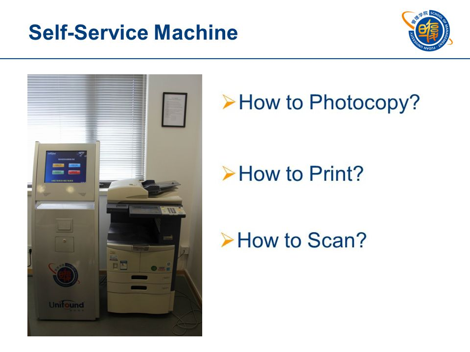 How to Scan.